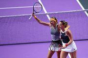 Бабош и Младенович – чемпионки Итогового турнира в парном разряде