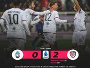 Аталанта – Кальяри – 0:2. Видео голов и обзор матча
