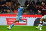 Милан – Лацио – 1:2. Видео голов и обзор матча