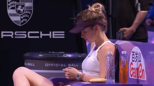 Барті зупинила Світоліну в фіналі Підсумкового турніру WTA