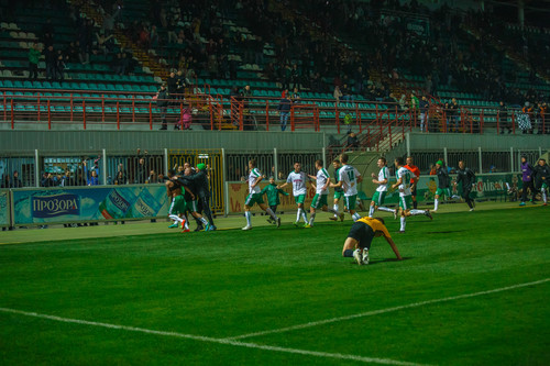Облонь-Бровар стала единоличным лидером турнира Первой лиги