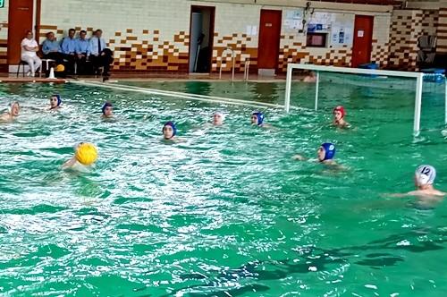 Львовские динамовцы стали лидерами чемпионата Украины по водному поло
