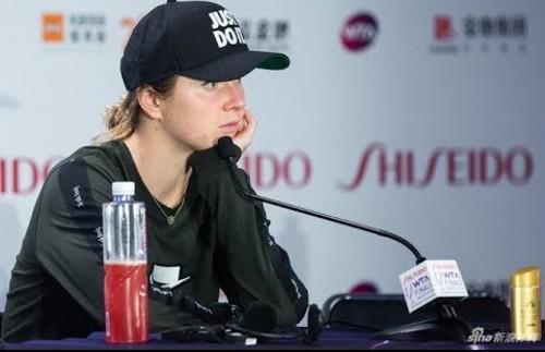 Элина СВИТОЛИНА: «Я не смогла использовать свои шансы в финале»