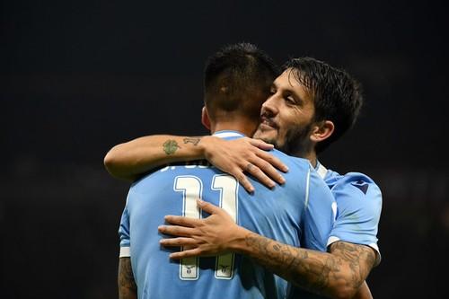 Лацио впервые за 30 лет обыграл Милан на выезде