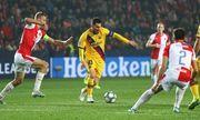 Где смотреть онлайн матч Лиги чемпионов Барселона – Славия