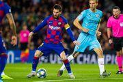 Группа F. Славия сенсационно сыграла вничью с Барселоной на Камп Ноу