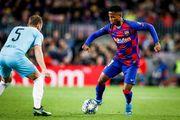 Славія в матчі з Барселоною повторила досягнення Динамо 22-річної давнини