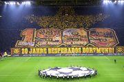 ВИДЕО. Яркий перформанс от фанатов дортмундской Боруссии