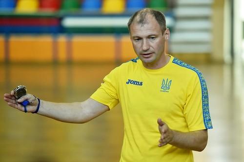 Женская сборная Украины по футзалу сыграет два матча со Словакией