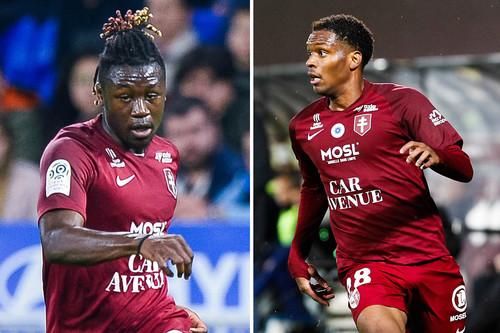 Два футболиста французского Меца попали в серьезное ДТП