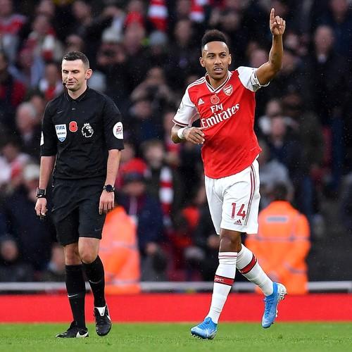 ВИДЕО. Все 50 голов Обамеянга за Арсенал за 10 минут