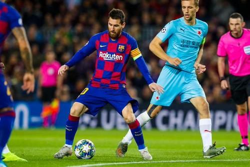 Барселона – Славия – 0:0. Обзор матча
