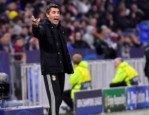 Бруну ЛАЖЕ: «Бенфіка провалила початок матчу з Ліоном»