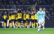 Боруссия впервые в истории отыграла разницу в 2 гола в матче Лиги чемпионов