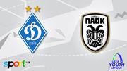 Динамо U-19 - ПАОК U-19. Дивитися онлайн. LIVE трансляція