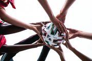 ФОТО. Адидас представил официальный мяч Евро-2020