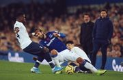 Кореец Сон забил 2 гола за Тоттенхэм и извинился за травму Андре Гомеша