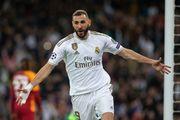 Бензема забивает в Лиге чемпионов 15 сезонов подряд