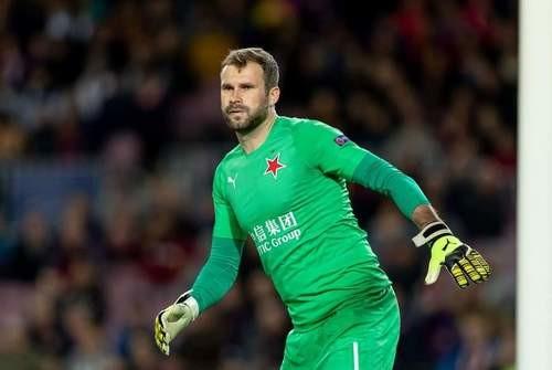 Вратарь Славии: «После удара Месси был уверен, что это гол»