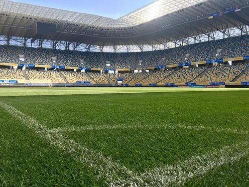 Україна – Данія: Усі на стадіон