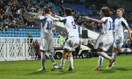 Динамо U-19 - ПАОК U-19 - 3:0. Видео голов и обзор матча
