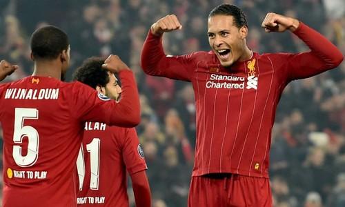 Ливерпуль – Генк – 2:1. Видео голов и обзор матча