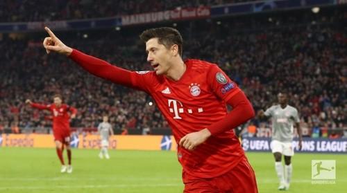 Группа B. Бавария гарантировала выход в плей-офф Лиги чемпионов
