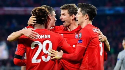 Бавария - Олимпиакос - 2:0. Видео голов и обзор матча