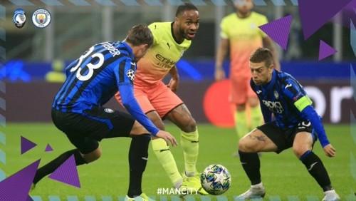 Манчестер Сити не обыграл Аталанту, Малиновский вышел в конце матча