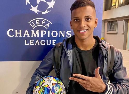 Родриго - 13-й бразилец с хет-триком в ЛЧ. В списке два экс-игрока Шахтера