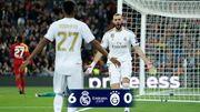 ВИДЕО. Бензема в тройке лучших бомбардиров Реала в Лиге чемпионов