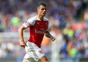 Арсенал зимой продаст Джаку, недавно его лишили капитанской повязки