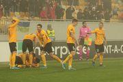 В Олександрії вперше в єврокубках два м'ячі забили джокери