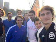 ФОТО. Участники Итогового турнира ATP