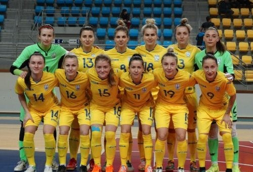 ВИДЕО. Женская сборная Украины уничтожила Словакию в товарищеском матче