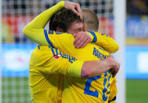 Селезнев — Ракицкому: «Ты — самый сильный защитник, с которым я играл»