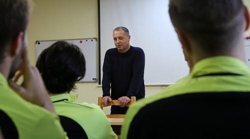 ВИДЕО. Юрий Вернидуб: полгода от Зари до Шахтера