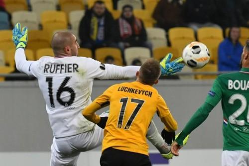 Французские СМИ – о вратаре: «Стефан Руфье: из победителя в неудачники»