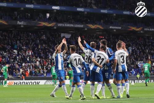 Эспаньол увеличил феноменальную беспроигрышную серию в еврокубках
