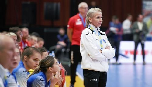 Стал известен состав женской сборной Украины по гандболу