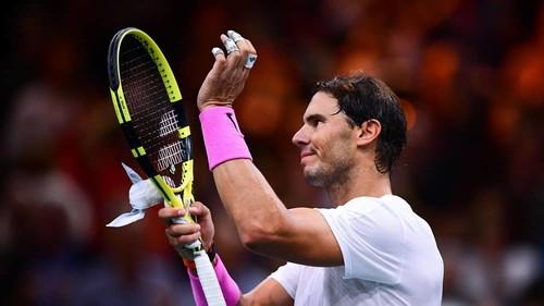 Надаль рассказал о состоянии здоровья перед Итоговым турниром ATP