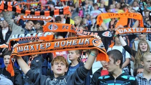 Клубный рейтинг УЕФА: Шахтер догнал Порту и поднялся на 16-е место