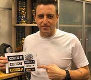 Олександр Денисов: «Презентація каналу Футбол 3 відбудеться через місяць»