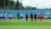 Самбрано забил, Динамо U-21 и Шахтер U-21 сыграли вничью