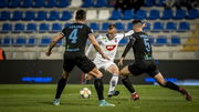 Петряк забил второй мяч в сезоне