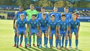 Украина U-17 обыграла аматорскую Десну