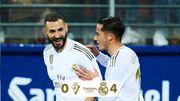 Эйбар – Реал Мадрид – 0:4. Видео голов и обзор матча