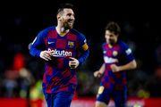 ФОТО. Хет-трик Мессі допоміг Барселоні обіграти Сельту