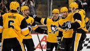 НХЛ. Перемоги Вашингтона і Піттсбурга, Сент-Луїс домінує на Заході