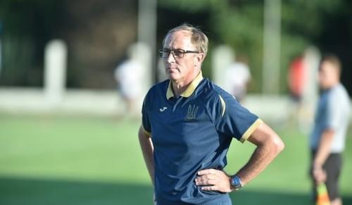 Александр ПЕТРАКОВ: «Цель Украины U-17 - попасть в элит-раунд отбора Евро»